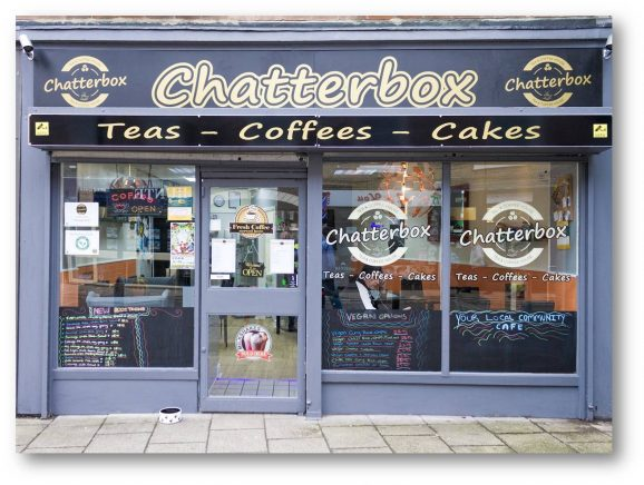 Chatterbox Community Café, Selby, UK